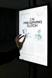 exhibition presentation of a new images transmediale