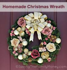 Homemade Christmas Wreaths by Homemade Christmas Wreath With Angel My Diy Version Saving The