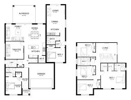 new home builders evoque dual 36 dual living storey home designs