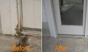 Repair Exterior Door Jamb Exterior Door Frame Repair Contemporary With Image Of Exterior