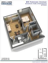 1 Bedroom Apartment For Rent Ottawa Riverton Park Ottawa Renterspages Com