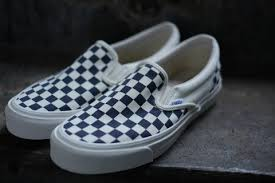 Jual Vans Vault Og terjual vans vault og slip on checkerboard navy white kaskus