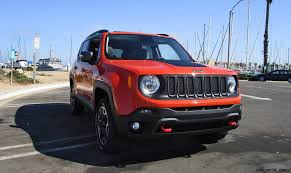 jeep renegade light blue 2016 jeep renegade trailhawk 4x4 road test review by ben lewis