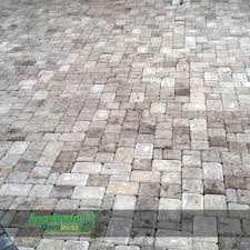 paver patio designs patterns weathered tumbled paver patio 3 stone random pattern pavers