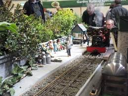 garden railway layouts national garden railway show 2016 the unofficial mamod u0026 other