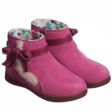 s suede ankle boots australia ugg australia pink suede libbie ankle boots childrensalon