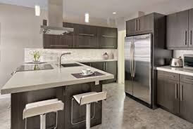 kitchen renovation and updating the tired decor and design of a