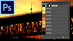 Colorschemer Photoshop Tutorial Quickly Create A Color Scheme From A Photo Hd