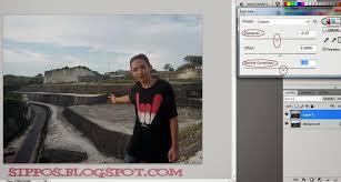 membuat latar belakang foto blur dengan photoshop cara blur background foto hanya dengan photoshop