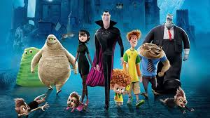 family movie night hotel transylvania village ballroom