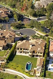 kim kardashian house address celebrity homes kim kardashian and