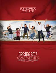 schedule of classes 2015 2016 by chaffey college issuu