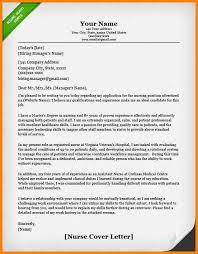 8 nursing cover letter latest cv format