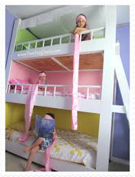 3 Bunk Bed Set Bunk Beds 3 Bunk Bed Interior Beds With Stair Travel Trailer 3