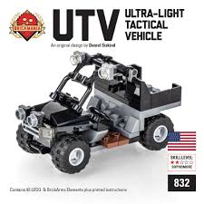 lego police jeep instructions utv