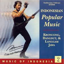 music of indonesia vol 2 indonesian popular music kroncong