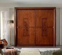 solid wood sliding wardrobe doors solid wood sliding closet doors