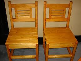 Kitchen Chairs Furniture Kitchen Chair Build Youtube
