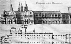 the context of the aisles of the abbey church at cluny journal