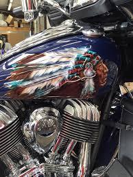 indian motorcycle custom tank rh side indian motorcycle custom