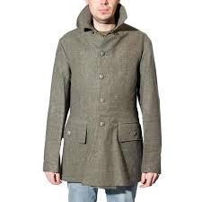 vintage swedish army wool jacket