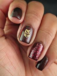 burgundy nail art designs images nail art designs