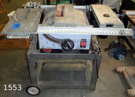 table saw router combo ryobi bt3000 10 table saw and router combination