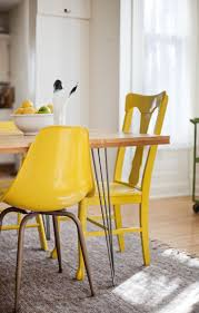 Yellow Retro Kitchen Chairs - articles with yellow retro kitchen chairs tag yellow kitchen