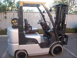 2005 mcpl02a25lv nissan used forklift