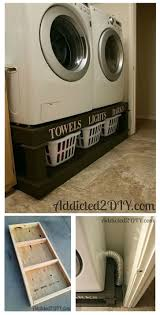 Diy Laundry Room Storage by Top 25 Best Laundry Pedestal Ideas On Pinterest Laundry Room