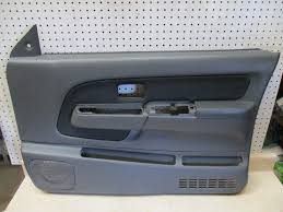 used nissan frontier interior door panels u0026 parts for sale