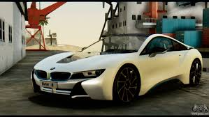 Bmw I8 Modified - bmw i8 for gta san andreas