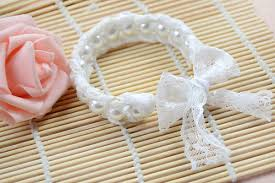 pearl lace wedding jewelry design how to make a white pearl lace cuff