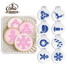 Christmas Cake Decorations Templates by Compare Prices On Plastic Christmas Cake Decorations Online