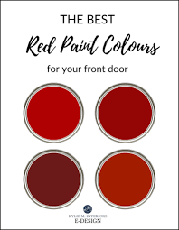 what is the best paint to put on kitchen cabinets what are the best paint colours for your front door