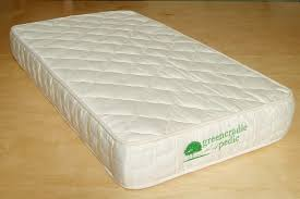 Wool Crib Mattress Pad Crib Innerspring Mattress Baby Bedding Organic Nursery