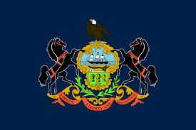 file pennsylvania state flag svg wikimedia commons