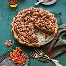 make ahead thanksgiving dessert salted caramel chocolate pecan
