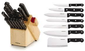 farberware kitchen knives farberware edge keeper knife set 14 piece farberware edge keeper