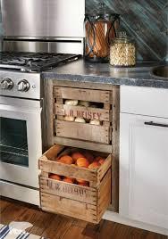vegetable storage kitchen cabinets 18 functional kitchen storage and organization ideas