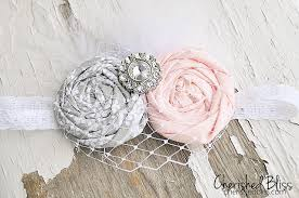 how to make baby headbands with flowers vintage inspired baby headband tutorial headband tutorial bliss