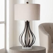 Gourd Table Lamp Hyden Bronze Open Gourd Table Lamp 4d763 Lamps Plus