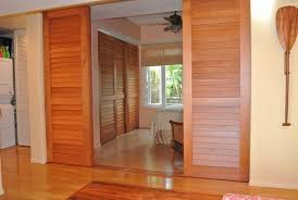Closet Doors Louvered Fixed Louver Sliding Doors Louvered Closet Door Leola Tips