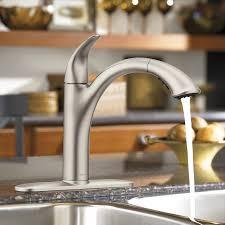 Moen Camerist Kitchen Faucet Moen Camerist Pull Out Single Handle Kitchen Faucet With Duralock