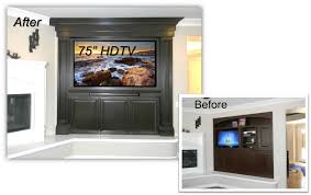 hand crafted built ins u0026 entertainment centers appleton renovations