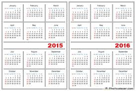 2015 2016 calendar free printable two year word calendars and