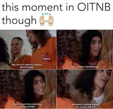 Orange Is The New Black Meme - orange is the new deportation