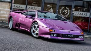 Lamborghini Murcielago Purple - lamborghini u2013 gtplanet
