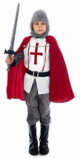 child knight fancy dress costume age 4 6 amazon co uk toys u0026 games