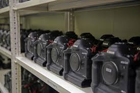get a load of all get a load of all the gear canon has brought to the 2018